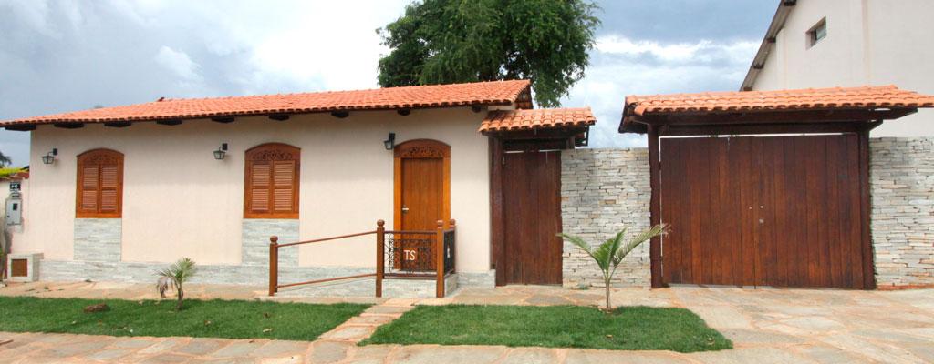 Casa Pireneus III
